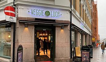 Åpner landets første «Veggie de Luca»