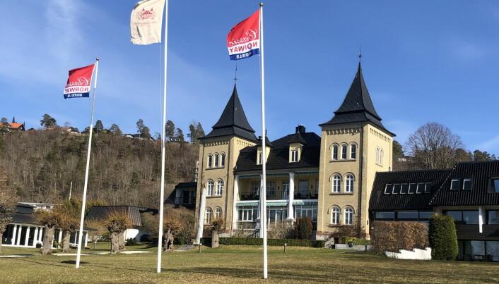 Refsnes Gods. (Foto: Refsnes Gods/Classic Norway Hotels)