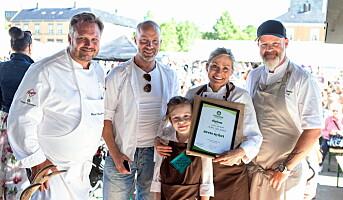 Vant BU-prisen i landbruket i Trøndelag