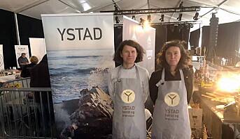 A. Ystads akevitt feirer jul med medalje fra IWSC