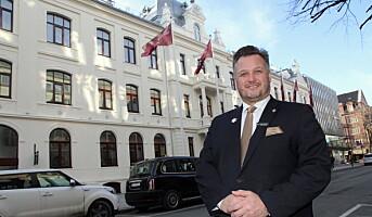 Trondheimshotell i ny TV-serie