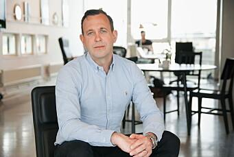 Norden-sjef i Adyen, Tobias Lindh. (Foto: Adyen)