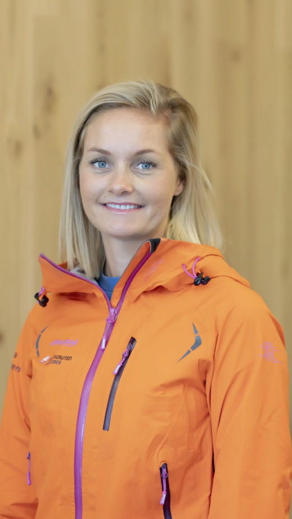 Asta Lassesen blir administrerende direktør for Hurtigrutens globale ekspedisjonscruise-satsing. (Foto Hurtigruten)