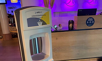 Ny hygieneløsning for større folkemengder