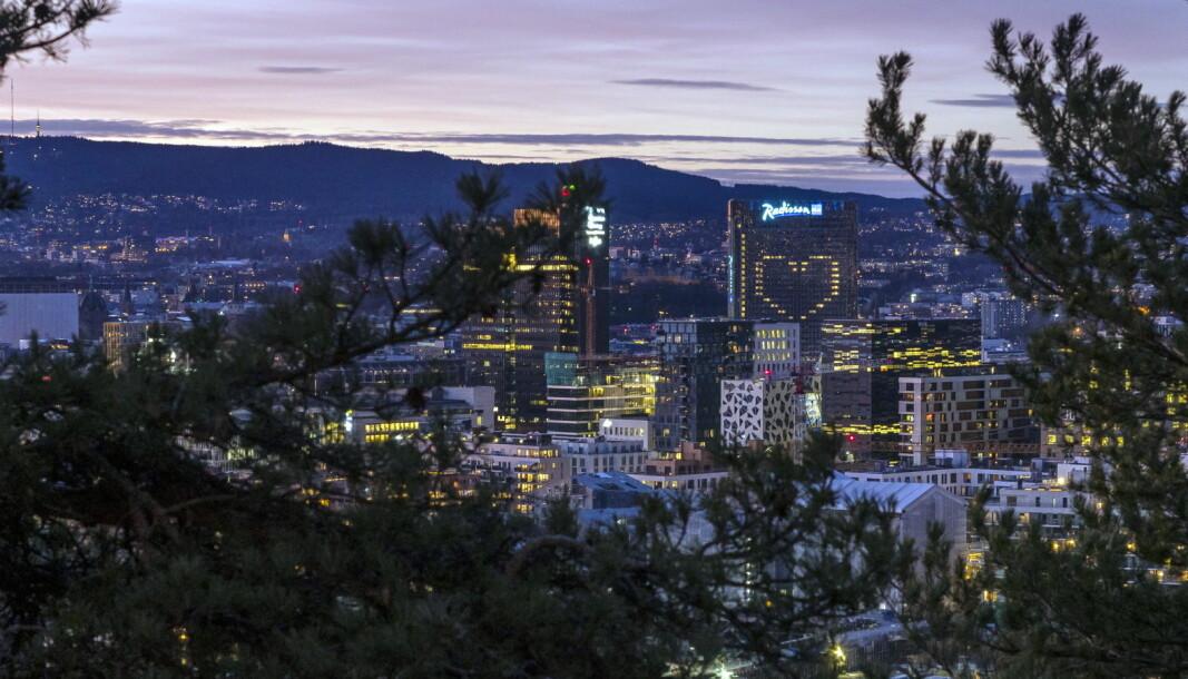 Foto: Didrick Stenersen/Visit Oslo