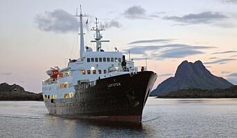MS Lofoten blir skoleskip