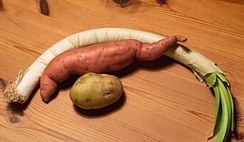 Sju av ti vil ha «snål» frukt og grønt