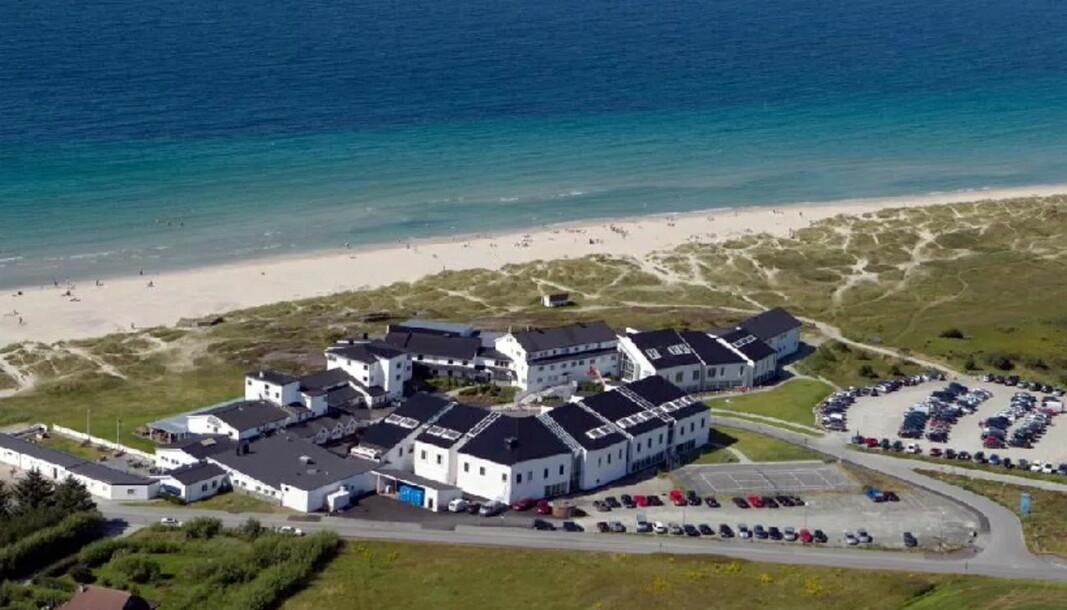 Inn i Team Hotels: Sola Strand Hotel. (Foto: Sola Strand Hotel)