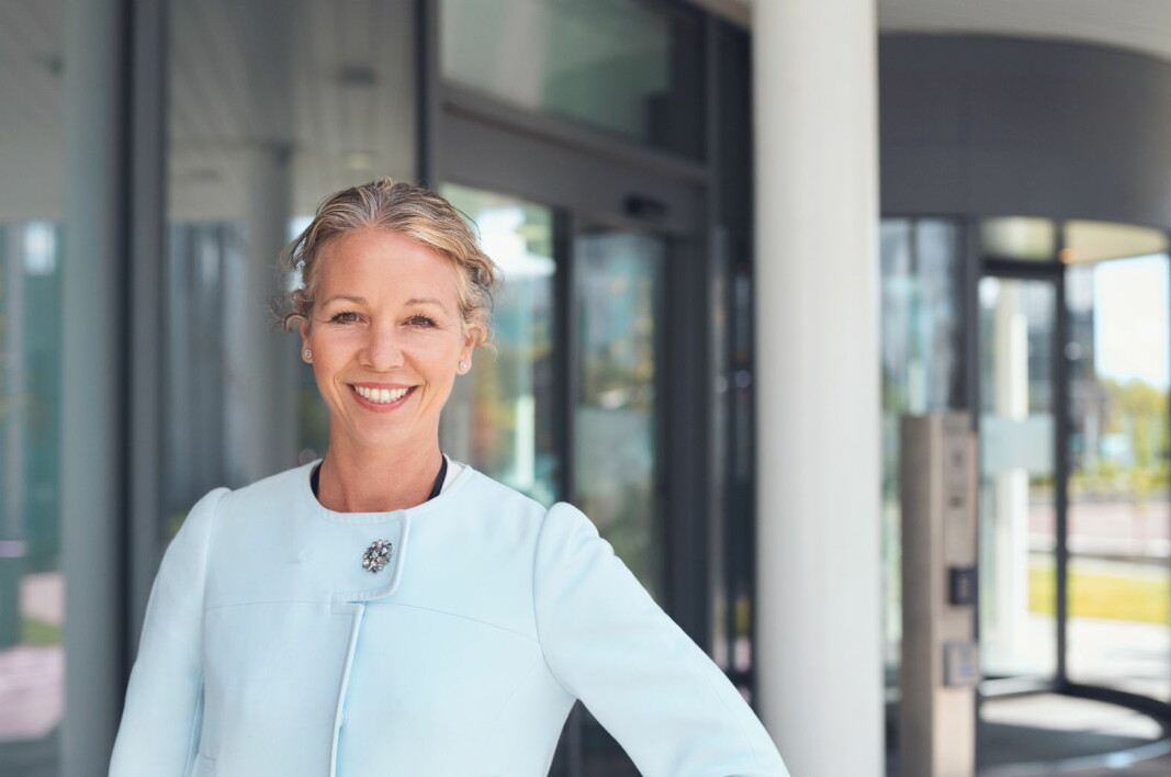 Hedda Felin blir administrerende direktør for Hurtigruten Norge. (Foto: Øyvind Haug/Equinor)