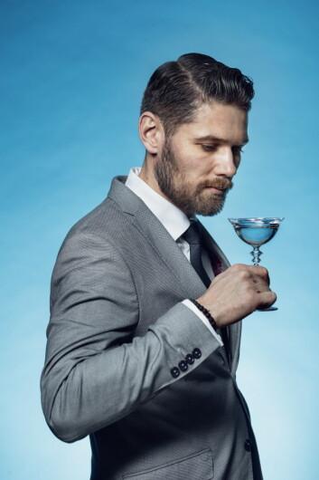Slavomir Kytka er kåret til årets beste bartender i Norge i 2020. Han leder også Pier 42, som er kåret til årets bar. (Foto: Sune Eriksen/Amerikalinjen)