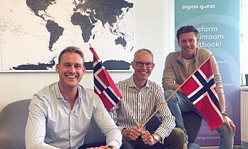 Ny informasjons- og kommunikasjonsplattform for det norske hotellmarkedet
