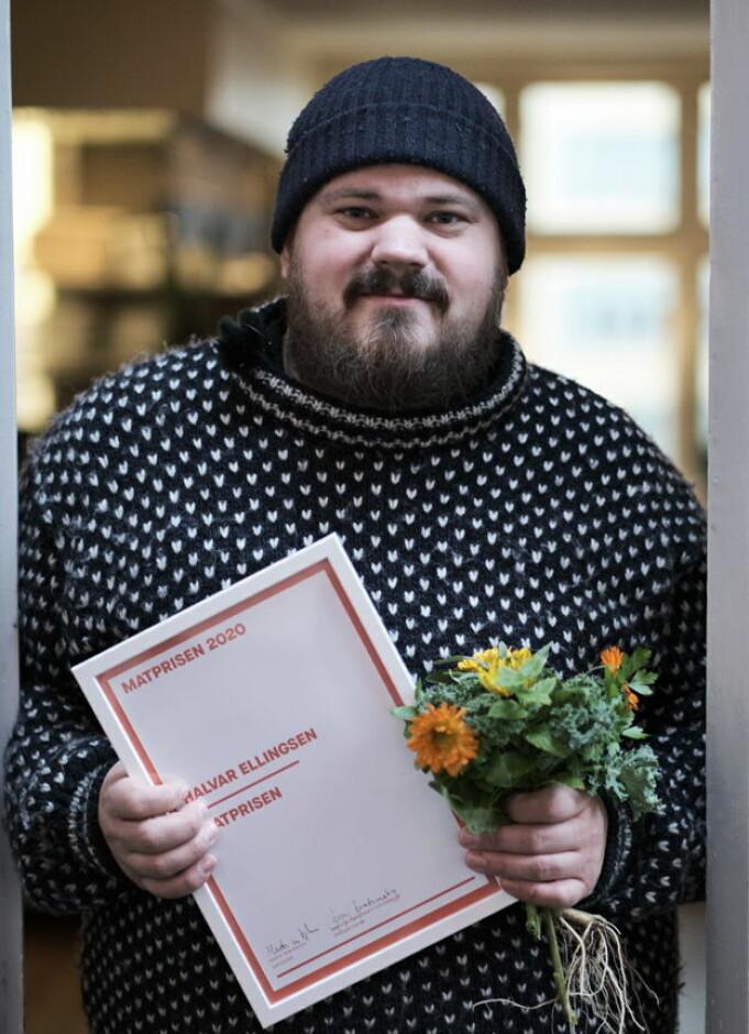 Halvar Ellingsen. (Foto: Per Sollerman)
