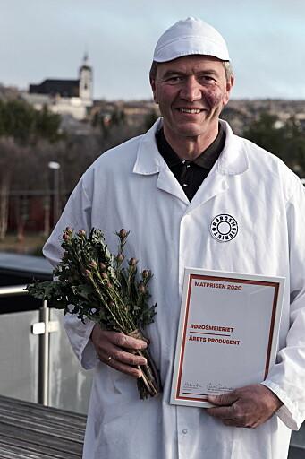 Årets produsent: Rørosmeieriet. (Foto: Per Sollerman)