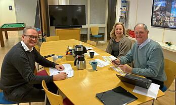 Blir en av Skandinavias største kongressarrangører