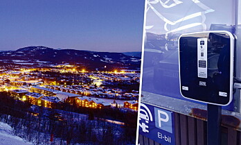 Eksplosiv vekst i lading av elbiler på hoteller