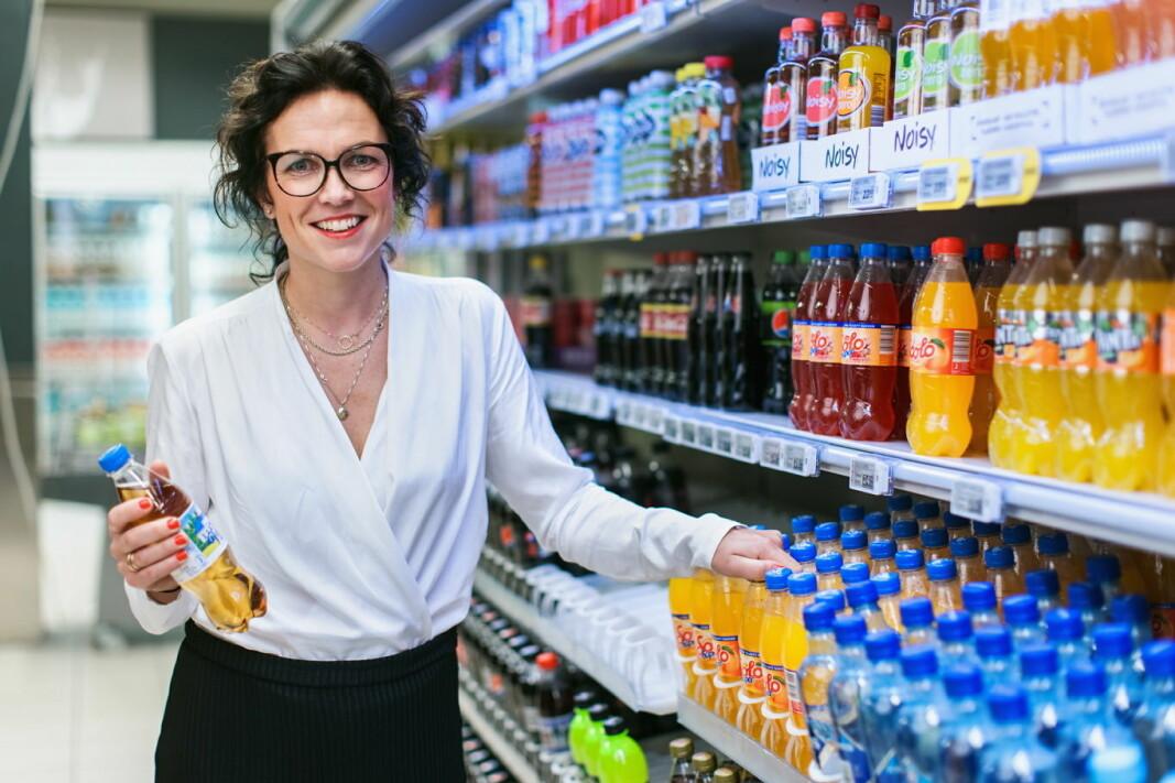 Kommunikasjonsdirektør i Ringnes, Johanna Ellefsen Rostad. (Foto: Kilian Munch)
