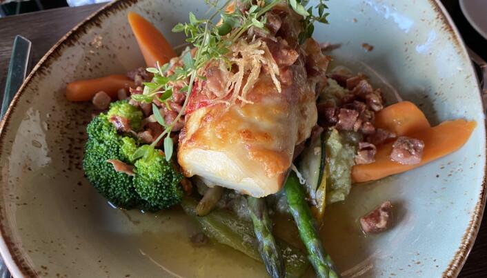 Klippfisk og bacalao er helt sentralt for XL Diner. (Foto: Heidi Fjelland)