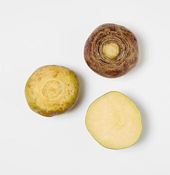 Kålrot på menyen. (Foto: Tommy Andresen/Stiftelsen Norsk Gastronomi)