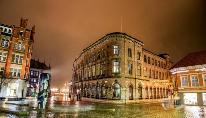 Opus XVI i Bergen. (Foto: De Historiske/Opus XVI)
