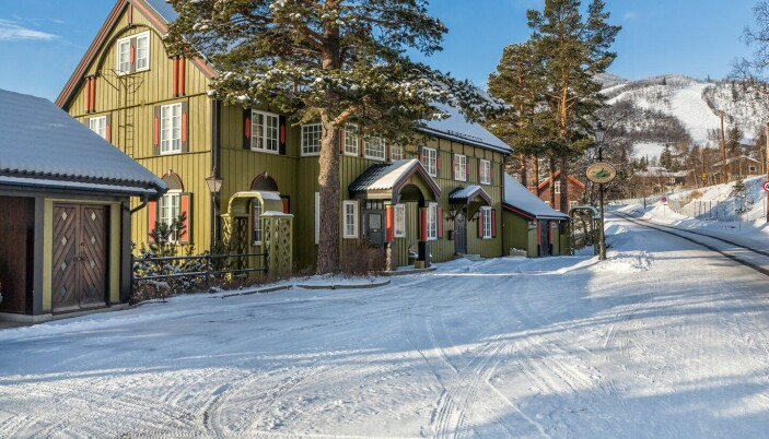 Geilo Mountain Lodge. (Foto: Geilo Mountain Lodge)