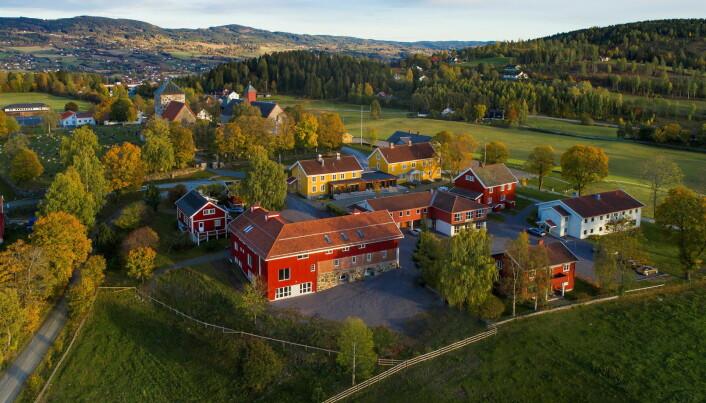 Granavolden Gjæstgiveri. (Foto: Granavolden Gjæstgiveri/BT Stokke)