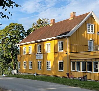 Granavolden Gjæstgiveri er et av tre nye medlemmer i De Historiske. (Foto: Granavolden Gjæstgiveri)