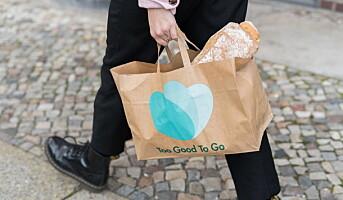 1,5 millioner poser med mat unngikk å ende som svinn i 2020