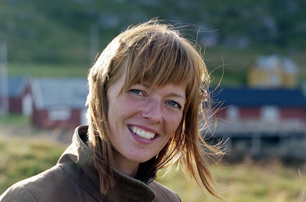 Lena Nøstdahl skal lede Mimirs virksomhet fra det nye kontoret i Tromsø. (Foto: Mimir)