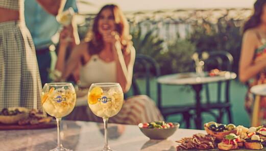 Lanserer alkoholfri Martini