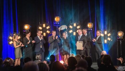 Digitalt prisdryss i Det Norske Måltid 2020