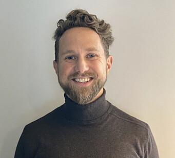 Esben Slettebø er ansatt som daglig leder for Getshop. (Foto: Getshop)