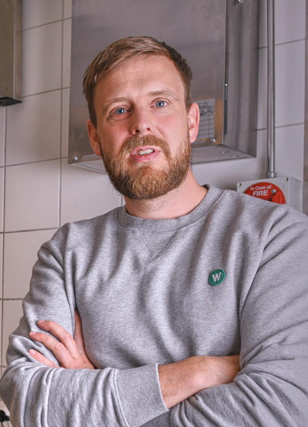 Administrerende direktør i Livly, Jonas Stokke. (Foto: Livly)