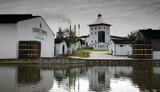 Three Ships – whisky fra Sør-Afrika