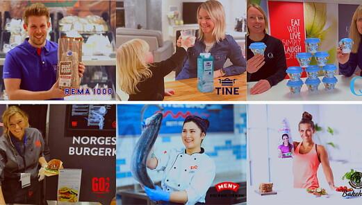 DNM-finalister i utmerkelsene for sunnere kosthold