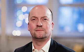 Direktør for MatPrat, Dag Henning Reksnes: (Foto: MatPrat/Alexander Benjaminsen)