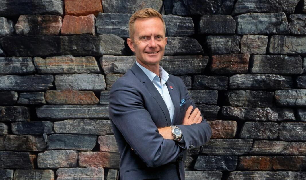 Classic Norway Hotels og administrerende direktør Stephen Meinich-Bache starter et nytt program for å redusere svinn og å sikre verdiene i selskapet. (Foto: Classic Norway Hotels/Christer Olsen)