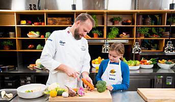 Lanserer «Årets kokkespire»