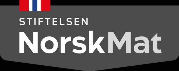 Ny logo for Stiftelsen Norsk Mat tas i bruk på alle flater i løpet av første halvdel av 2021.
