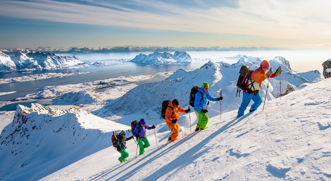 Illustrasjonsfoto: Norwegian Adventure Company