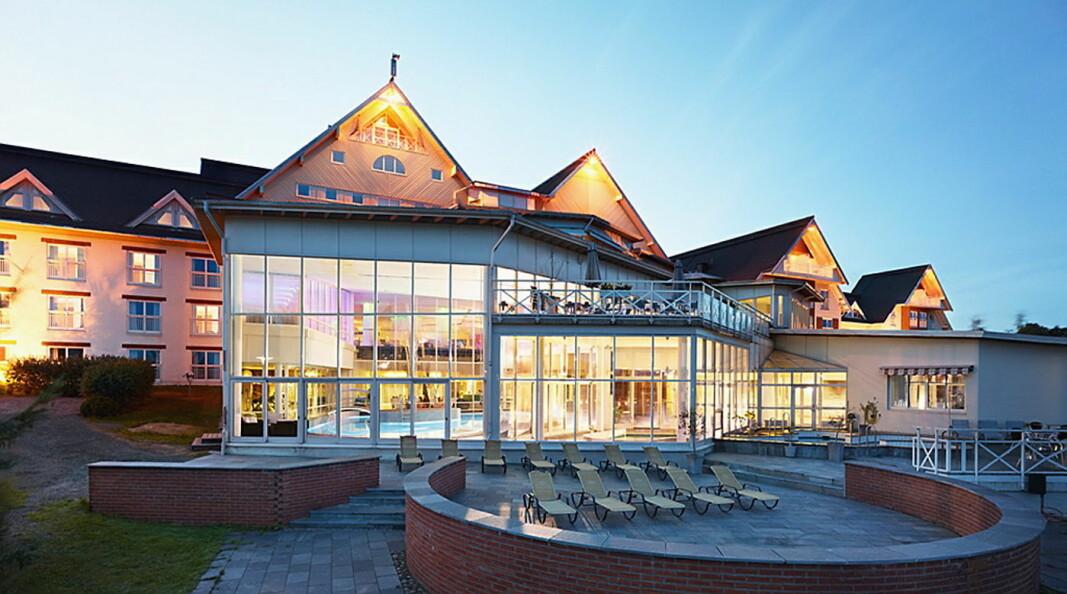 Selma Spa. (Foto: Nordic Choice Hotels)