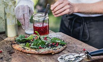 Avspark for felles arbeid på måltidsturisme