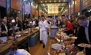 Kun 13 konkurser i serveringsbransjen i januar