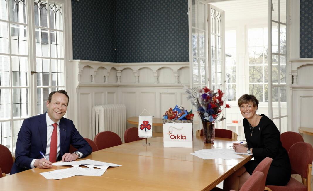 Foto: Sanitetskvinnene/Trygve Indrelid, NTB