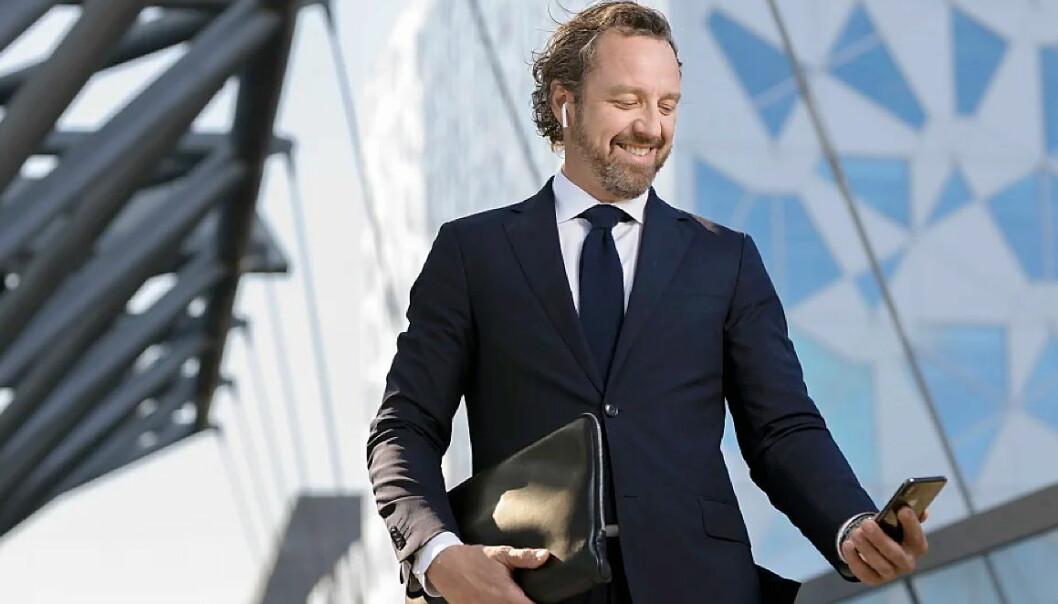 Nordic Choice Hotels, her representert ved viseadministrerende direktør Bjørn Arild Wisth, er blant Norges mest innovative selskaper. (Foto: Nordic Choice Hotels)