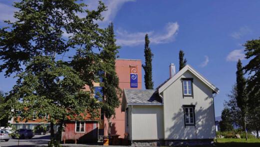 Gammelstua har blitt en del av Sortland Hotell