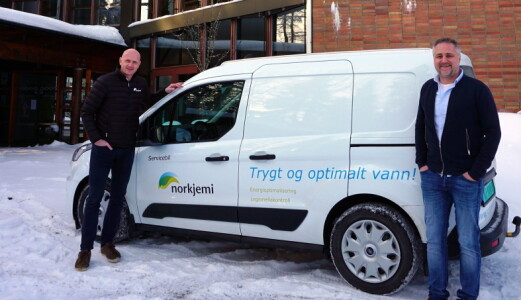 Stengte hoteller og restauranter– fare for legionella