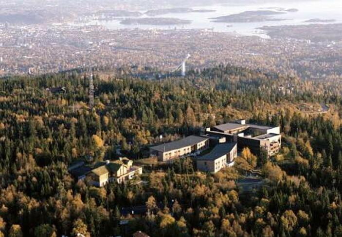 Soria Moria Hotell- og Konferansesenter. (Foto: Soria Moria)