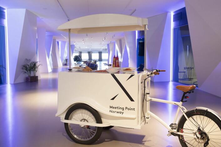 Den første utgaven av Gastro X arrangeres 17. til 20. oktober 2022. (Foto: X Meeting Point)