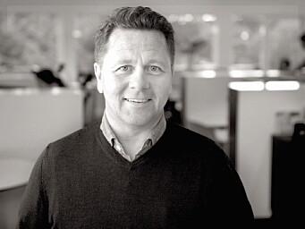 Daglig leder i BFSN, Joe Harald Strand. (Foto: BFSN)