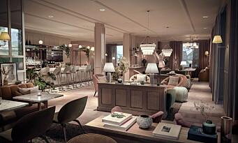 Inn i Nordic Hotels & Resorts' portefølje